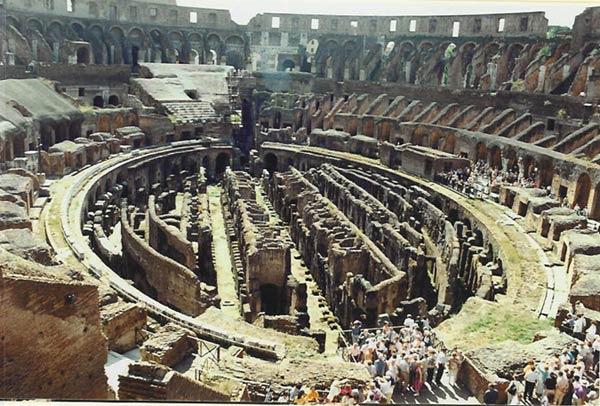 colosseum rome official site